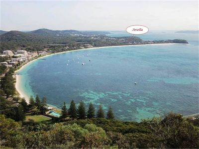 Photo for 3BR House Vacation Rental in Shoal Bay, NSW