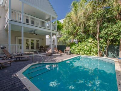 Photo for 4 Bedroom and 2.5 Bath Sanctuary Villa 7222 with Private Pool ~ Village at Hawks Cay Villas