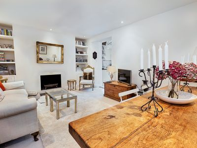 Photo for RS3 Wonderful Chelsea 2 bed Garden Flat