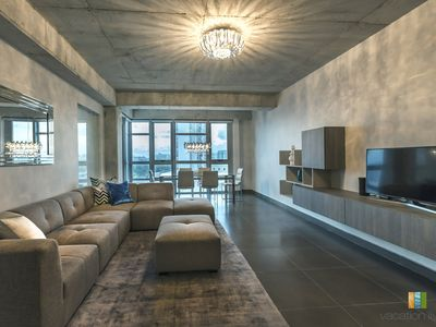 Photo for Spectacular 2bed/2bath Loft in the heart of San Juan
