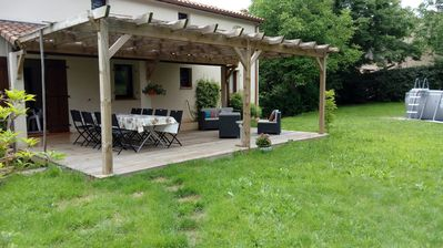 Photo for House for 7 people in the countryside, near Cordes s / ciel, Albi, Gaillac