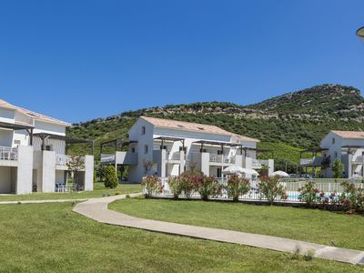Photo for Holiday park with a delightful swimming pool, in a quiet area near Saint-Florent