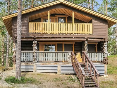 Photo for Vacation home Ruska in Raattama - 5 persons, 2 bedrooms
