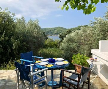 Photo for Studio, Skiathos Island 1 min from beach