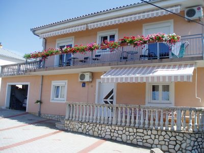 Photo for Holiday apartment with air conditioning, Internet and Garden
