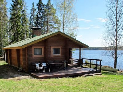 Photo for Vacation home Honka II (FIJ013) in Tuusniemi - 6 persons, 2 bedrooms