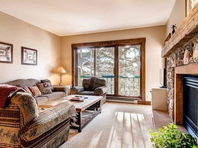 Photo for Enjoy this mountain retreat w/ outdoor pool & ht, fitness center, free wi-fi