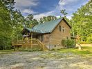 2BR Cabin Vacation Rental in Cedar Mountain, North Carolina