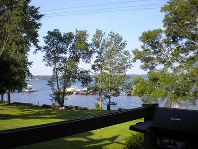 Photo for Bayberry 05 - Chautauqua Lake Condo With Gorgeous Lake Views in Dewittville, NY.