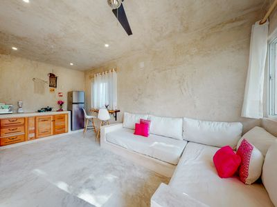 Photo for Charming, secluded getaway w/ a shared plunge pool - perfect for relaxing