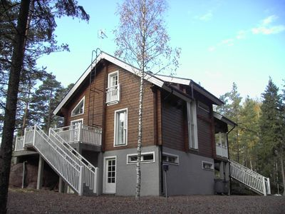 Photo for 120 m² of the highest comfort, right on the Gulf of Finland