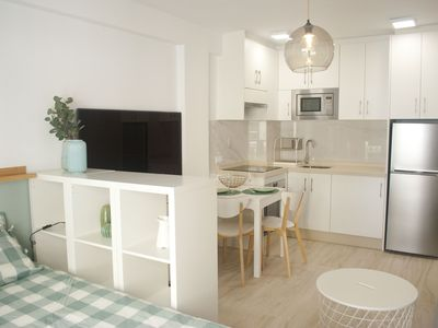 Photo for Wonderful Apartment in Fuengirola (Málaga) 30m from the Beach