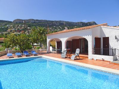 Photo for 2BR Villa Vacation Rental in Calpe, Costa Blanca