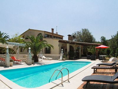 Photo for Club Villamar - Wonderful villa with big garden and private pool, in a quiet place