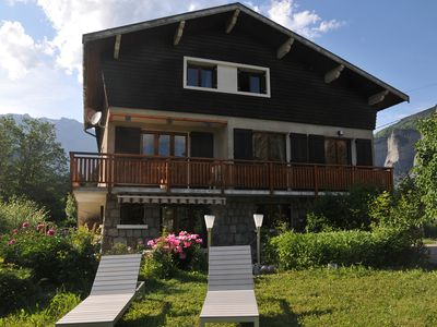 Photo for Great House, ideally situated in Bourg d'Oisans