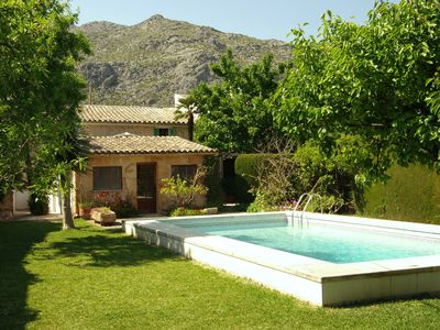 Photo for Charming rustic houses close to Pollensa, a 15-minute walk from the centre