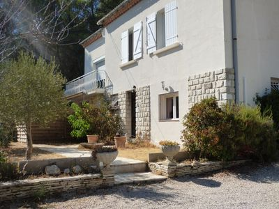 Photo for 1BR Apartment Vacation Rental in Simiane-Collongue, Provence-Alpes-Côte d'Azur