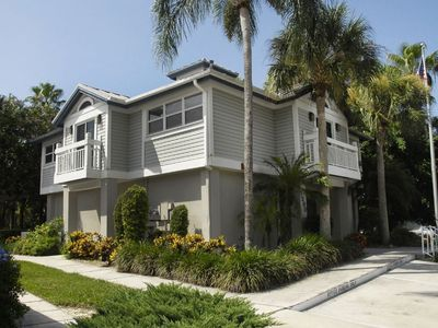 Photo for Perfect Size! Perfect Price! Perfect Location! On Siesta Key - Short, Short Walk to Beach!