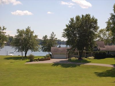 Photo for Northern Loon Vacation Cottage on Beautiful Prior Lake