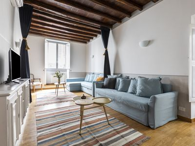 Photo for Stunning 2BR in Piazza di Spagna by Sonder