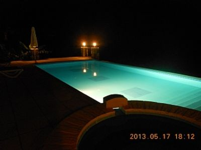 Photo for Single Story Villa, Private Pool And Jacuzzi With Great Mountain And Sea Views