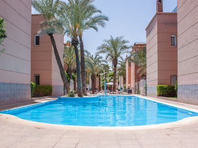 Photo for Cosy riad in Magical Marrakech with swimming pools and rooftop terraces