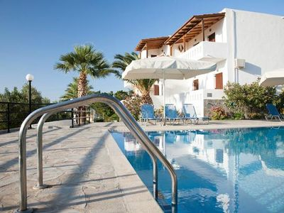 Photo for Holiday apartment Agios Nikolaos for 4 - 5 persons with 2 bedrooms - Holiday apartment