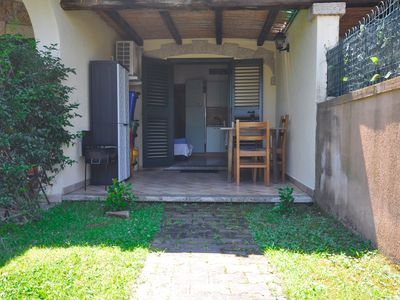"Photo for ""Little Villa"" , 100 meters from  BUDONI BEACH,WI-FI"
