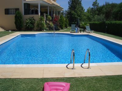 Photo for ** LUXURY 3 BED GROUND FLOOR APARTMENT ON MILLENNIUM GOLF COURSE**wifi & aircon