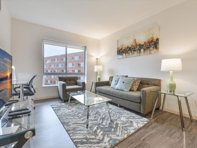 Photo for Modern Apartment steps from University Circle, Little Italy and Downtown