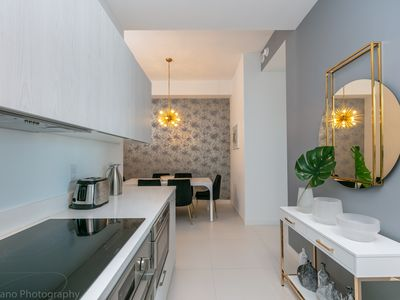 Photo for Designer decorated 3BED/2BATH unit in a full service building.