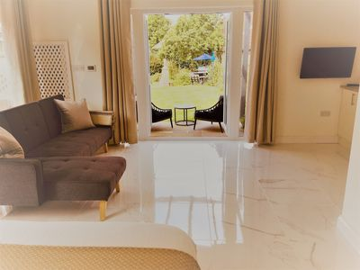 Photo for The Garden Room -  Garden Views with Free WiFi