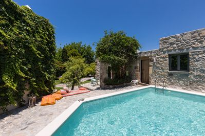 Muazzo Stone House, an enchanting haven of peace and serenity.