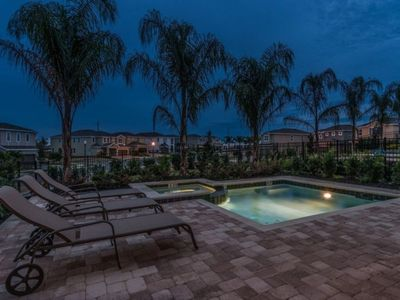 Photo for You have Found the Perfect 6 Bedroom Villa with Private Pool on Encore Resort at Reunion, Orlando Villa 1664