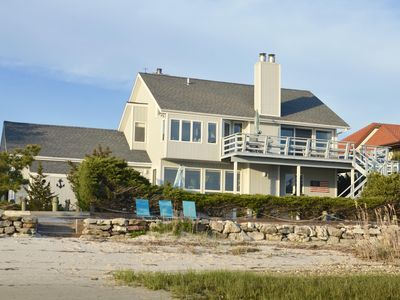 Photo for Hampton Bays Waterfront With Private Beach