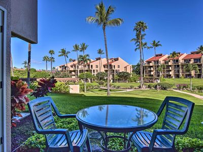 Photo for NEW! Resort Condo Across the St from Kamaole Beach