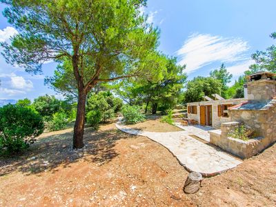 Photo for Robinson cottage for 4 - near the beach, surrounded with pine trees
