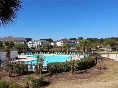 Photo for 2BR/2BA Golf Villa, 924IW, Barefoot Resort, North Myrtle Beach