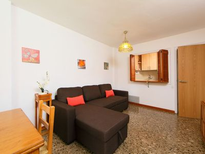 Photo for Apartment in the center of Lloret de Mar with Lift, Internet, Washing machine, Pool (88801)