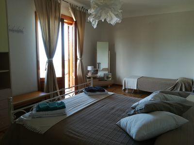 Photo for Holiday home in Sorrento peninsula with sea view