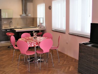Photo for Cozy 4****apartment 100m from the sandy beach