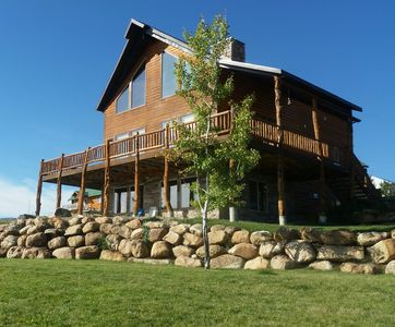 Photo for Beautiful Cabin for your family!  VIEWS VIEWS and MORE VIEWS!! Close to downtown