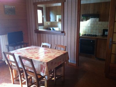 Photo for Comfortable apartment in the village center