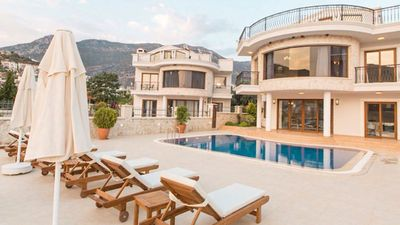 Photo for Neria Duo, fantastic location and stunning sea view in Kalkan´s Kalamar Bay.