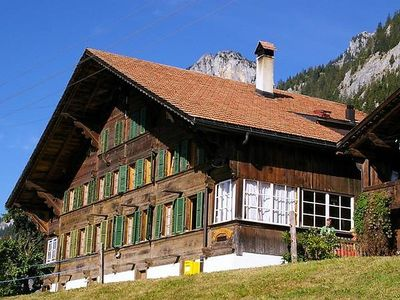 Photo for Apartment Adlemsried  in Boltigen, Bernese Oberland - 10 persons, 5 bedrooms