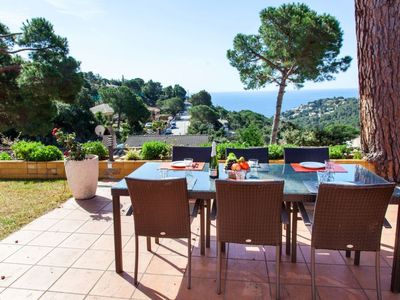 Photo for Tossa de Mar Holiday Home, Sleeps 6 with Pool and Free WiFi