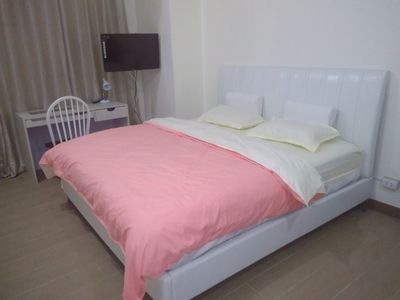 Photo for 1BR Apartment Vacation Rental in Taguig, A
