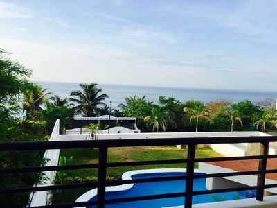 Photo for Beautiful house in front of the sea in Huatulco
