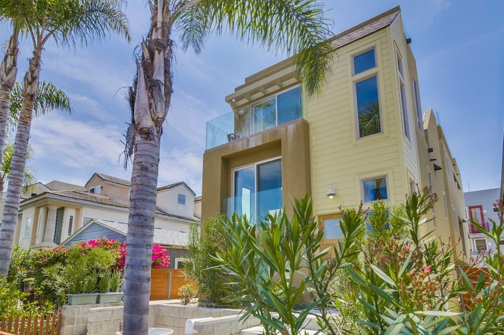Beach House W Ocean View Roof Top Deck Private Ground Floor Patio 2 Parking