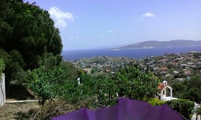 Photo for Villa Kalliopi with exceptional view to sea